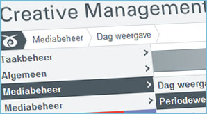 Media Management - Maatwerk webapplicatie