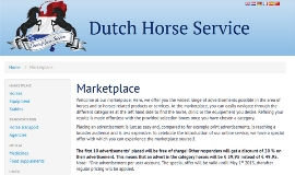Dutch Horse Serivice
